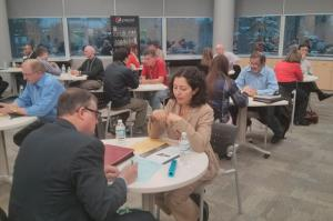 Entrepreneurs' Speed Mentoring