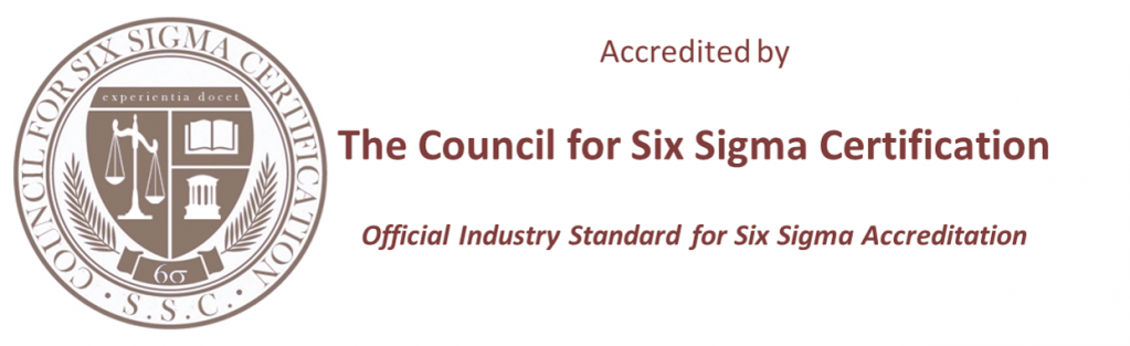 Аккредитация The Council for Six Sigma Certification